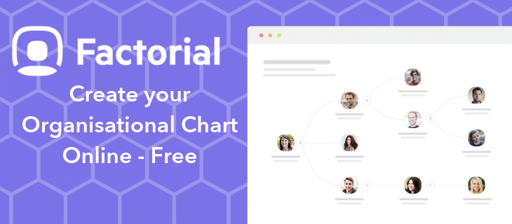 Create your organisation chart automatically and Free!