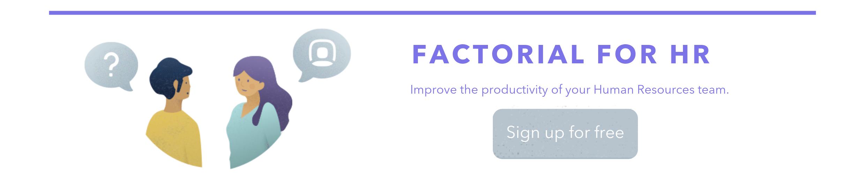 Factorial HR software free registration