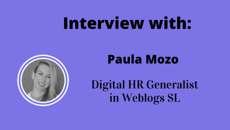 Interview with Paula Mozo